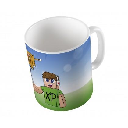 XP - Kormi bögre
