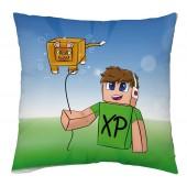 XP - Kormi díszpárna