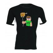 XP - Kormi oldalsávos férfi póló