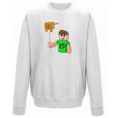 XP - Kormi környakú pulóver