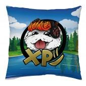 XP - Poro díszpárna