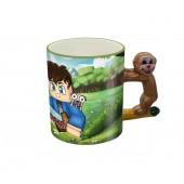 PGT Dani - Kiis majom bögre