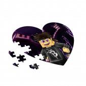 Black1200 - Ender Blackista szív alakú puzzle