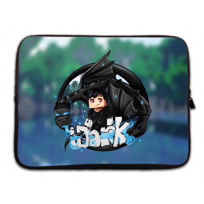 iDark laptop táska