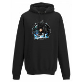 iDark AWDis kapucnis pulóver